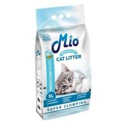 Mio Cat Marsilya Topaklanan İnce Taneli Kedi Kumu 5 Lt