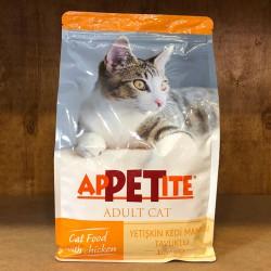 Appetite Adult Tavuklu Yetişkin Kedi Maması 1,5KG