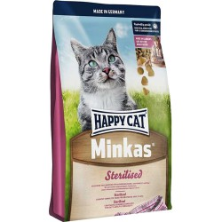 Happy Cat Minkas Sterilised Kedi Maması 1,5KG