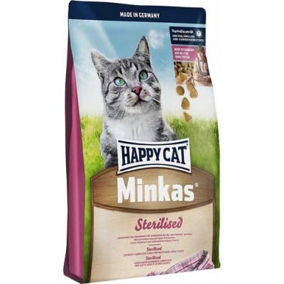 Happy Cat Minkas Sterilised Kedi Maması 1,5KG
