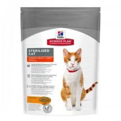 Hill's Sterilised Tuna Balıklı Kısır Kedi Maması 1KG AÇIK