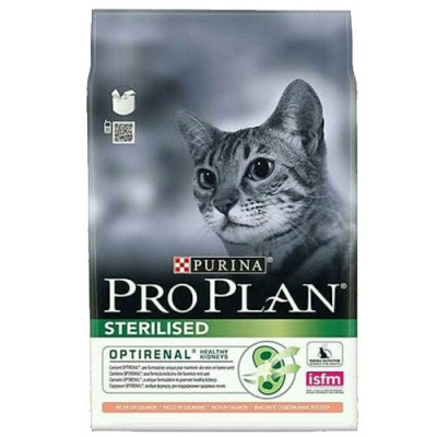Pro Plan Sterilised Somonlu Kedi Maması 1KG