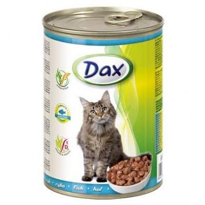 Dax Kedi Konservesi Tavuklu 415gr