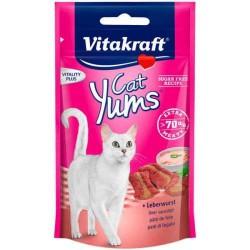 Vitakraft Yumuşak Kedi Ödül Ciğerli 40gr